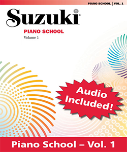 Suzuki Method Piano School