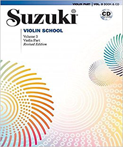 Suzuki Method Violin School