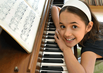 Suzuki Piano Lessons