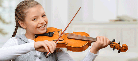 Suzuki Method Violin Lessons